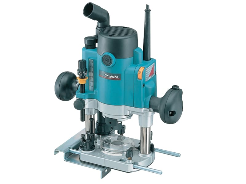 MAKITA RP1110C 1/4in Plunge Router 1,100W 110V