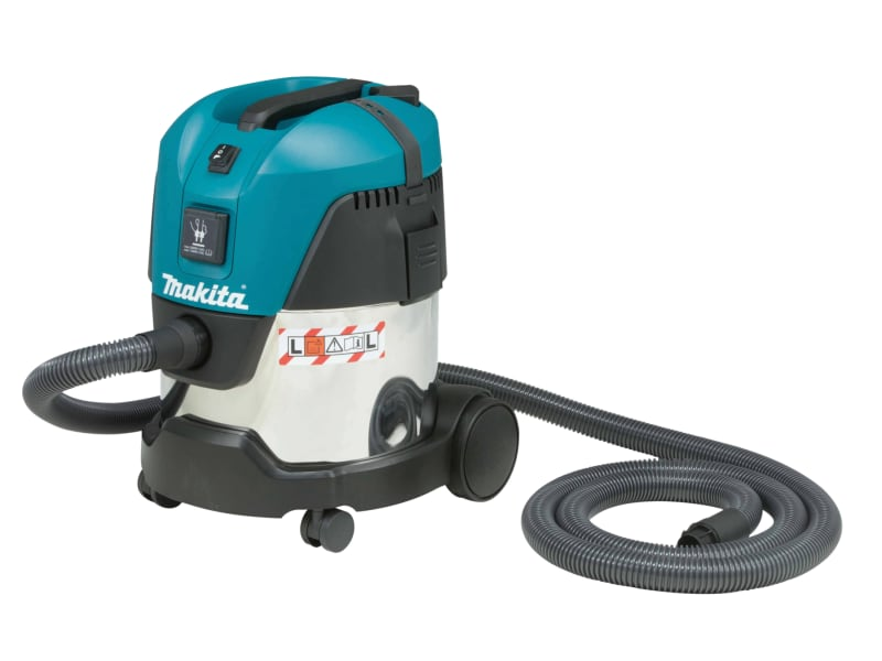 MAKITA VC2012L L-Class Dust Extractor with Power Tool Take Off 240V 1000W