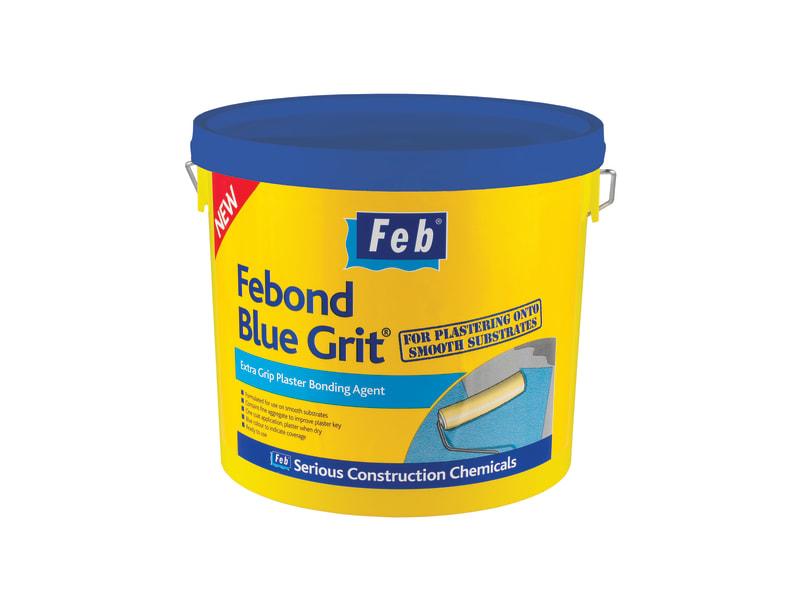 EverBuild Febond Blue Grit 5 Litre
