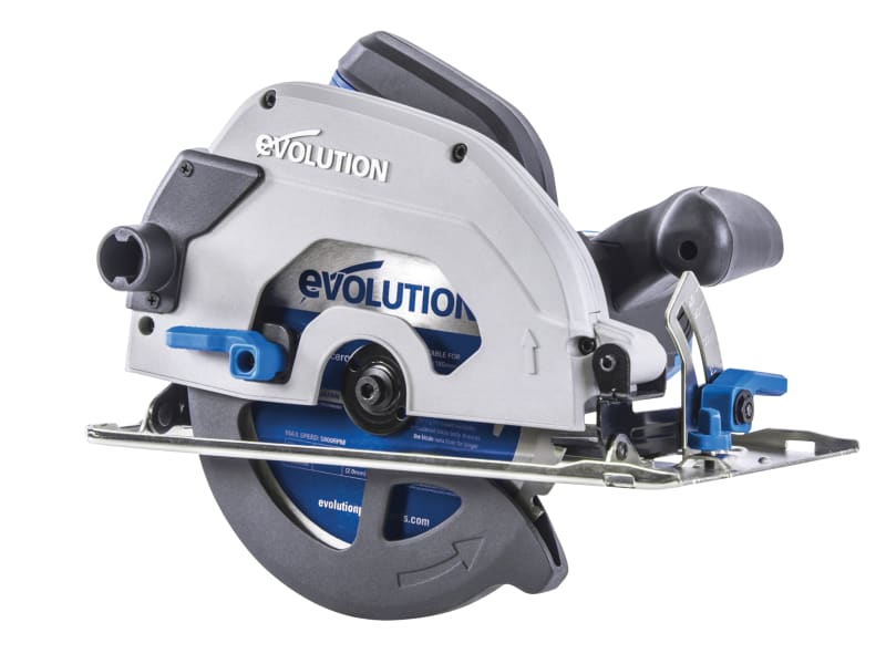 Evolution S185CCSL Industrial Circular Saw 1600W 110V