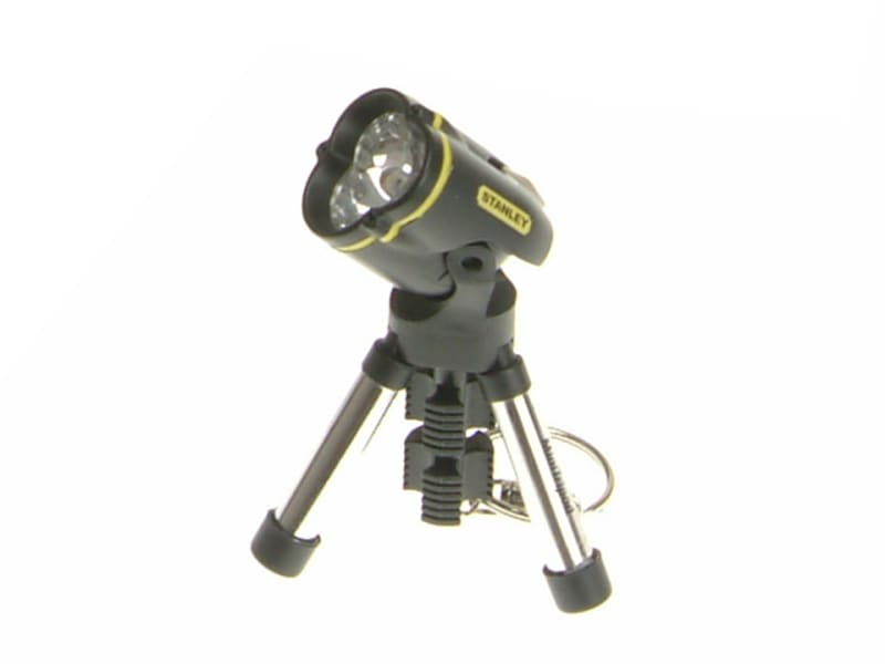 Stanley Tools Maxlife 369 LED Keyring Tripod Torch