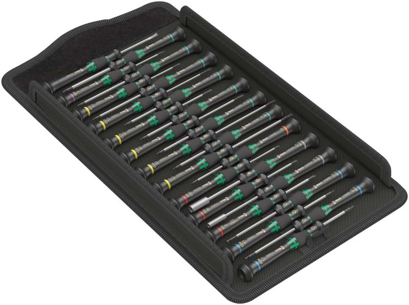 Wera Kraftform Micro Big Pack 1 Screwdriver Set of 25