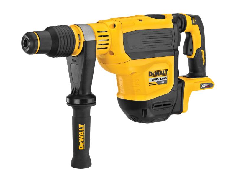 DeWalt DCH614N XR FlexVolt SDS Max Hammer Drill 18/54V Bare Unit