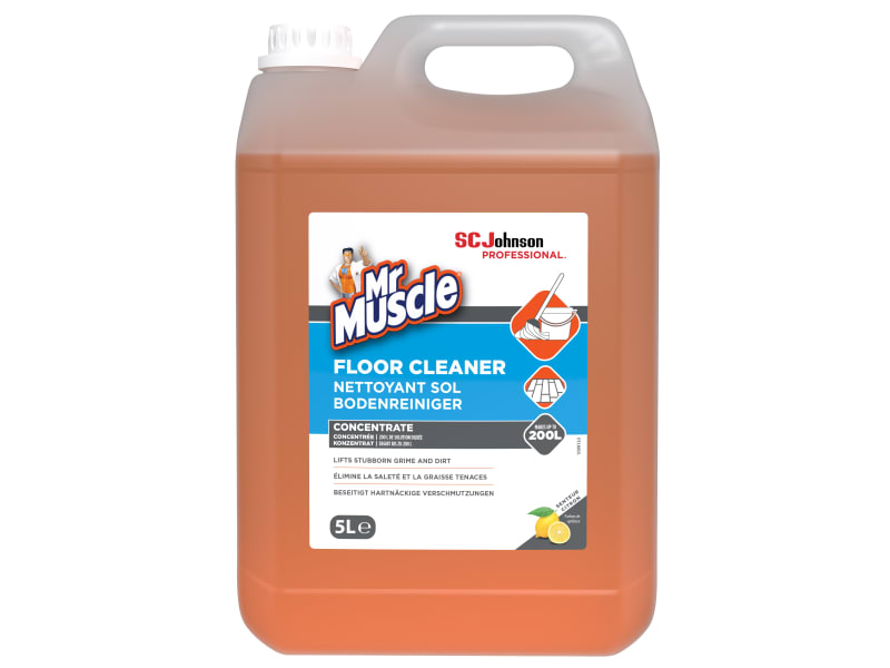 Mr Muscle® Floor Cleaner 5 Litre