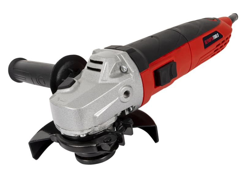 Olympia Tools® Angle Grinder 115mm 500w 240v