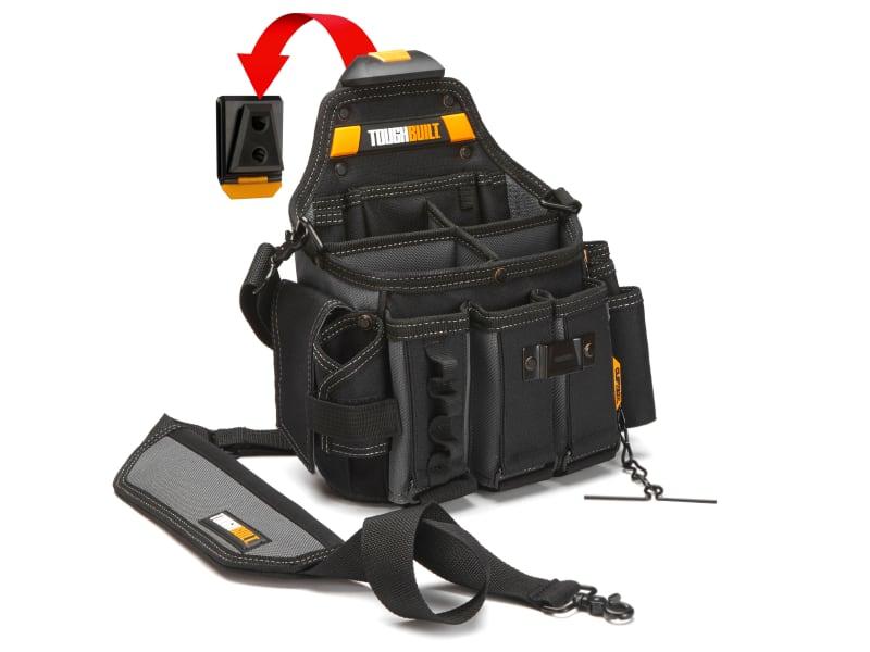 ToughBuilt®  Master Electrician Pouch & Strap