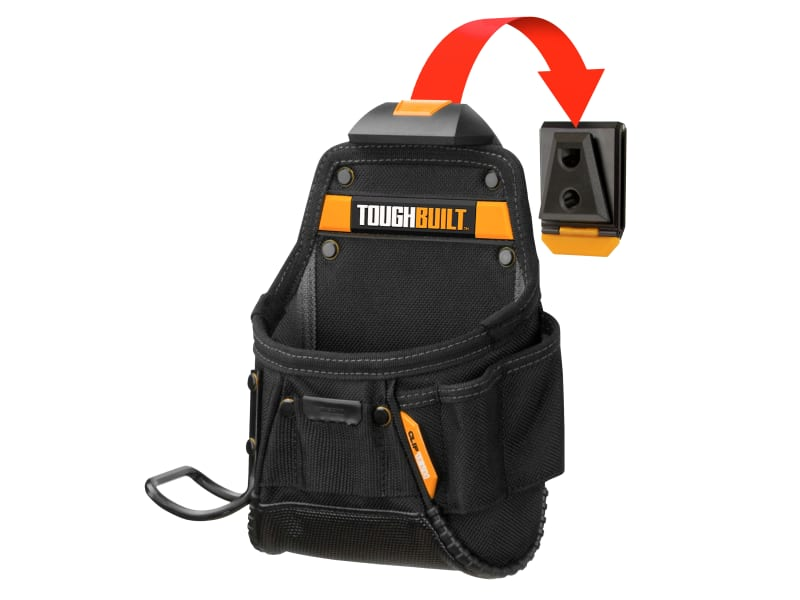 ToughBuilt® Project Pouch with Hammer Loop