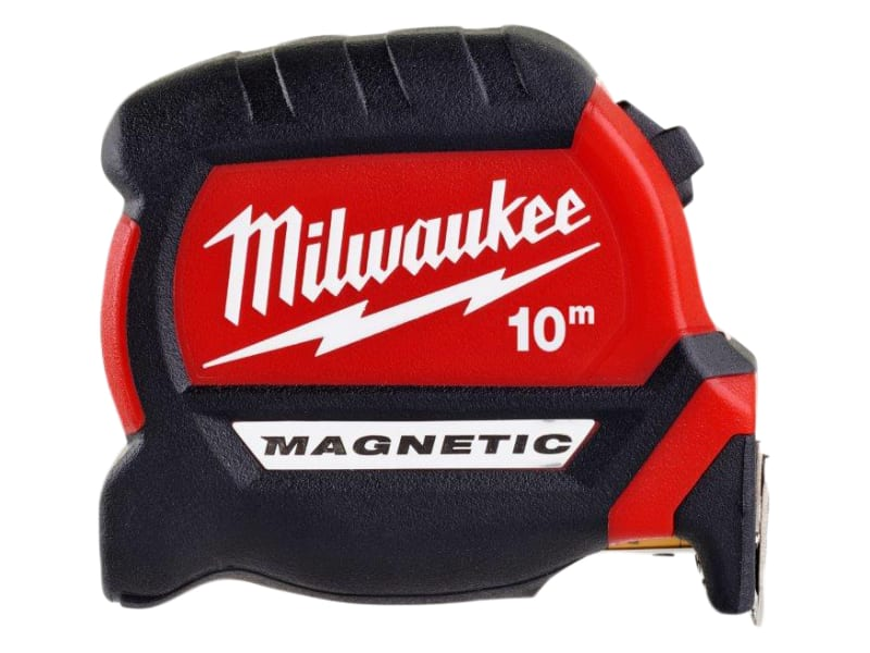 Milwaukee Hand Tools GEN III Magnetic Tape Measure 10m (Width 27mm) (Metric only)