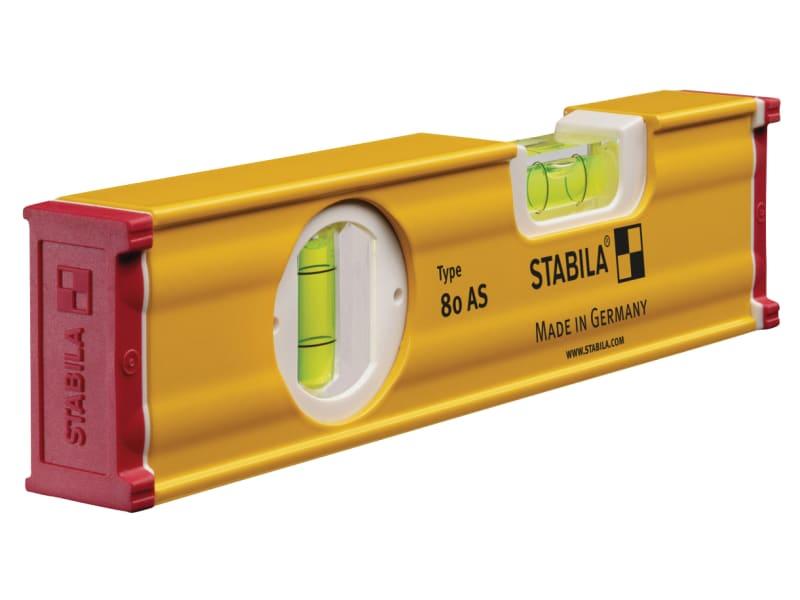 Stabila 80 AS Spirit Level 2 Vial 19565 20cm