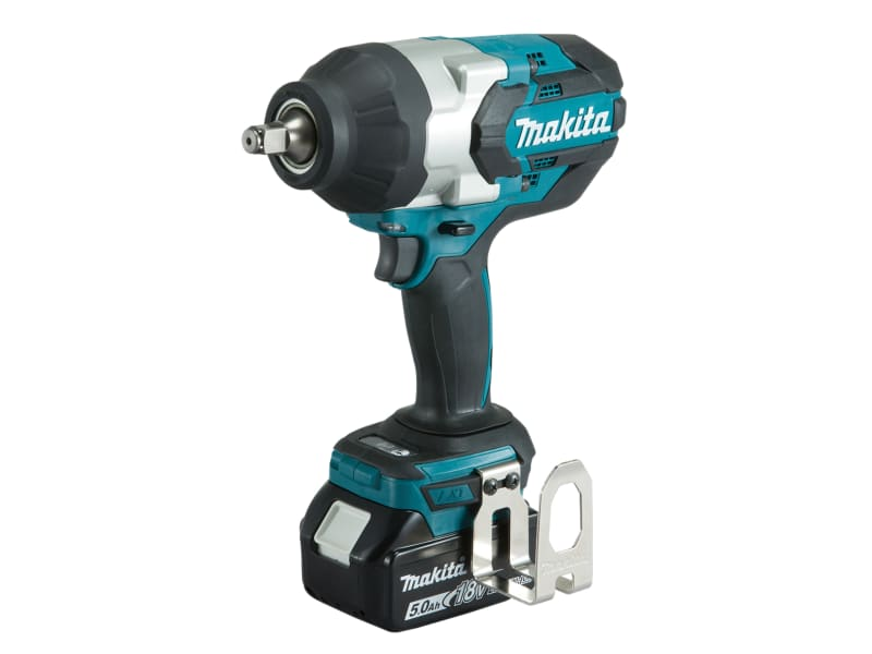 Makita DTW1002RTJ LXT Brushless Impact Wrench 18V 2 x 5.0Ah Li-ion