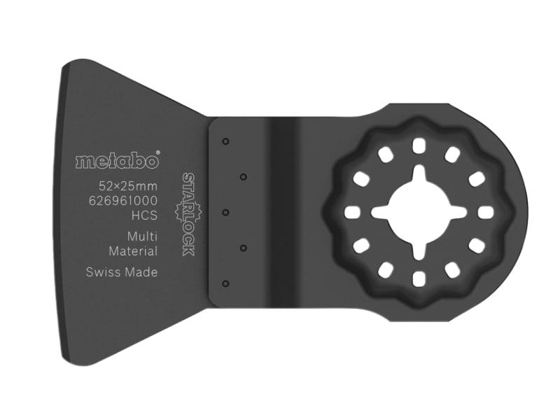 Metabo Starlock HCS Scraper 52mm