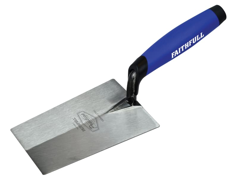 Faithfull Prestige Bucket Trowel 180mm (7in)