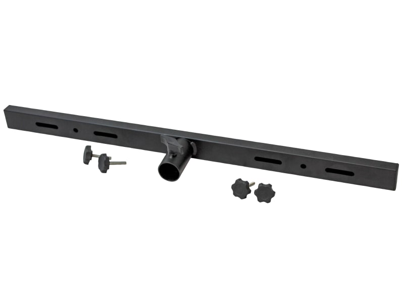 Faithfull Power Plus Heavy-Duty Twin Head T-Bar Attachment