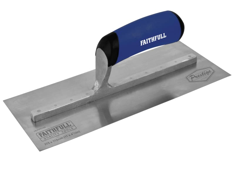 Faithfull Prestige Plastering Trowel 275 x 115mm (11 x 4.1/2in)