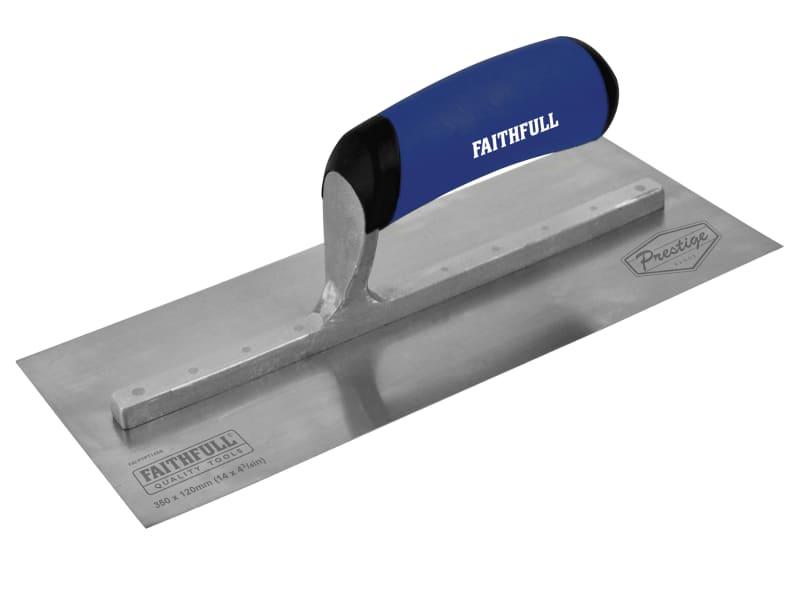 Faithfull Prestige Plastering Trowel 350 x 120mm (14 x 4.3/4in)