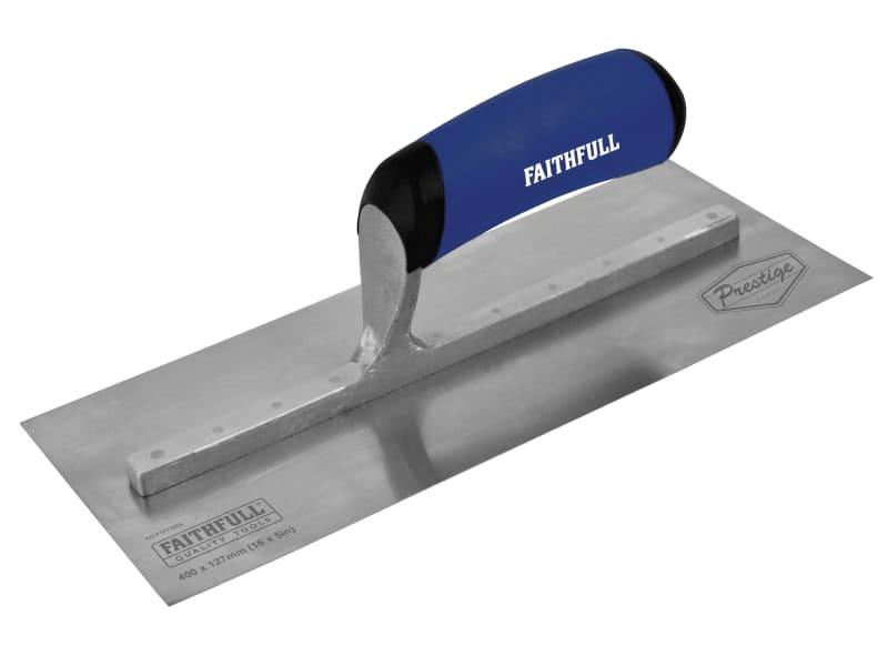 Faithfull Prestige Plastering Trowel 400 x 125mm (16 x 5in)