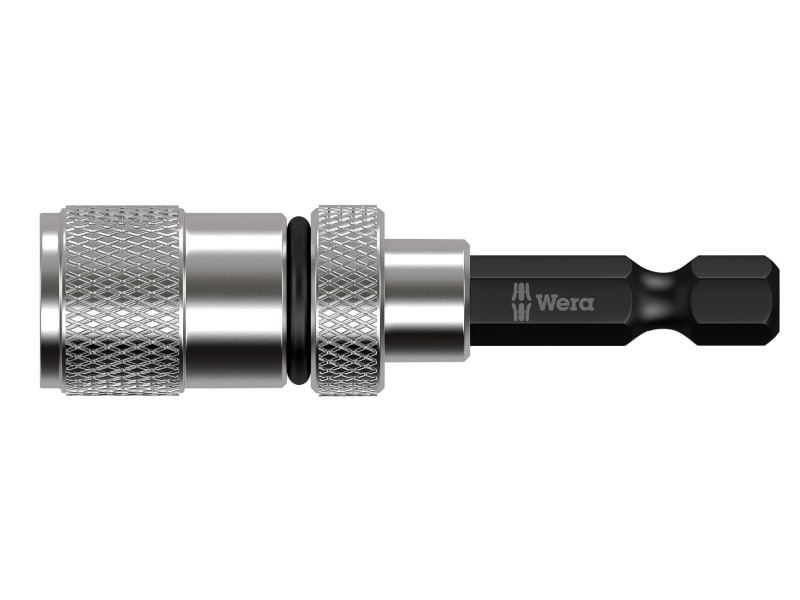Wera 896/4/1 SB Adjustable Depth-Control Bit-Holder 1/4in x 50mm
