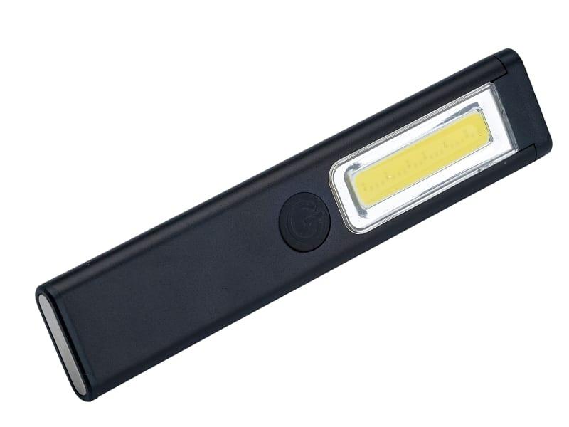 Lighthouse Elite Mini Slimline Rechargeable LED Torch 200 lumens