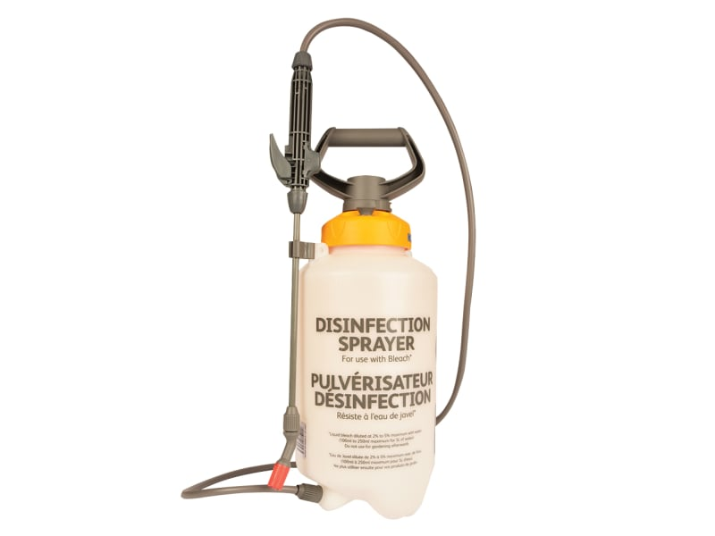 Hozelock 4507 Disinfection Pressure Sprayer 7 litre