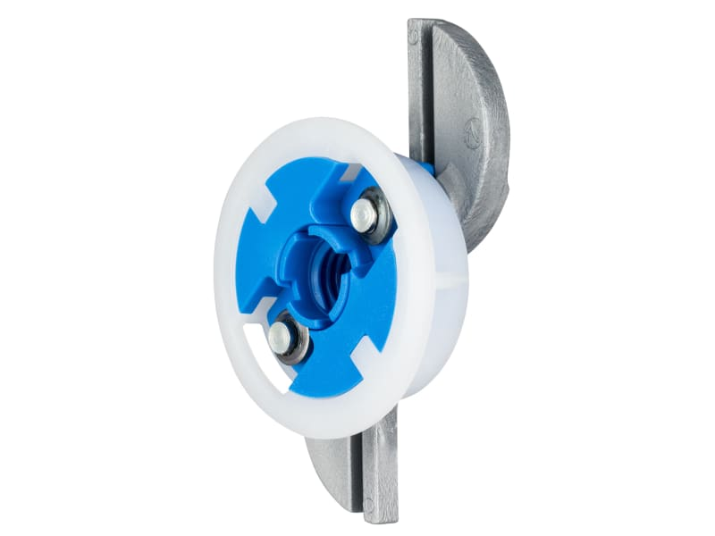 Gripit Blue Plasterboard Fixings 25mm (Pack 8)