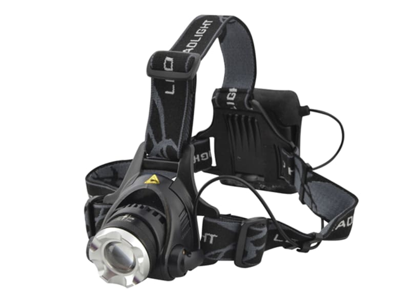 Lighthouse LED Zoom Headlight 3W Cree
