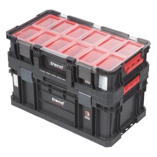 Trend Modular Storage Compact Set 2pc