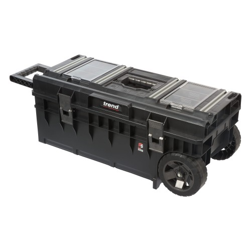 Trend Pro Modular Storage Wheeled Toolbox