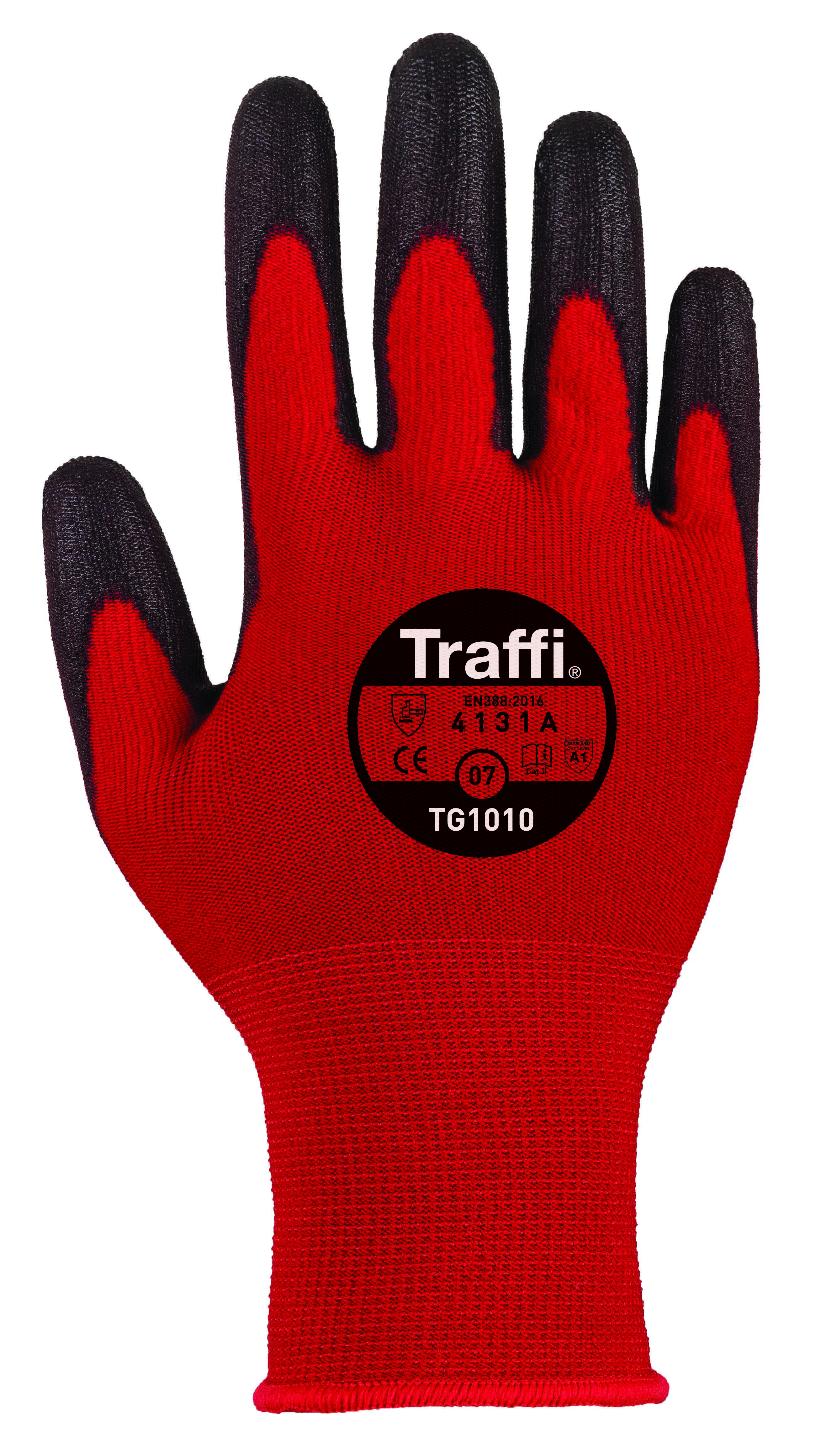 Traffiglove Tg1010-09 (pack Of 10 Pairs)