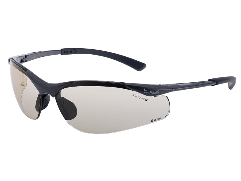 Bolle Safety CONTOUR PLATINUM Safety Glasses - CSP