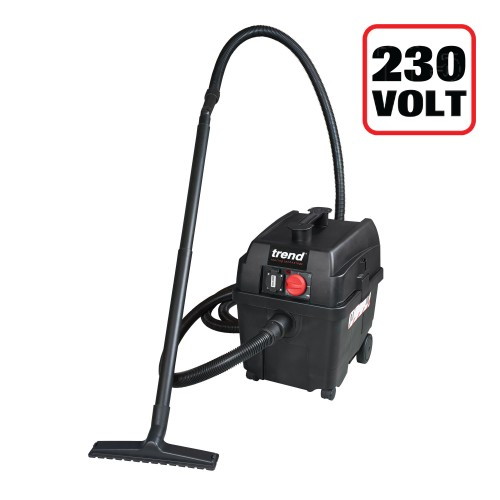 Trend Wet & Dry Extractor 1400W 230V