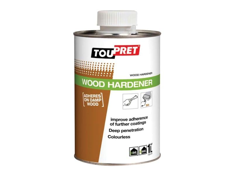 Toupret Wood Hardener 1 litre