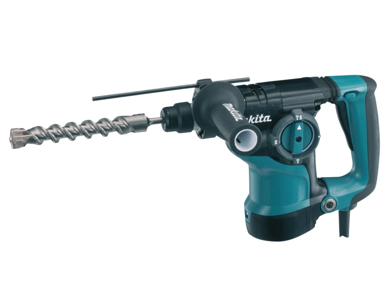 Makita Hr2811f Sds Plus Rotary Hammer 800w 240v