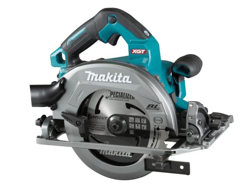 Makita HS004GD13 XGT 40Vmax BL Circular Saw 190mm 40V 1 x 2.5Ah Li-ion