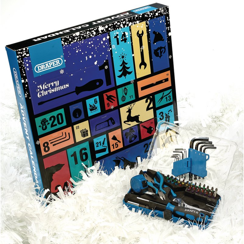 Draper 2020 Advent Calendar (49 Piece)