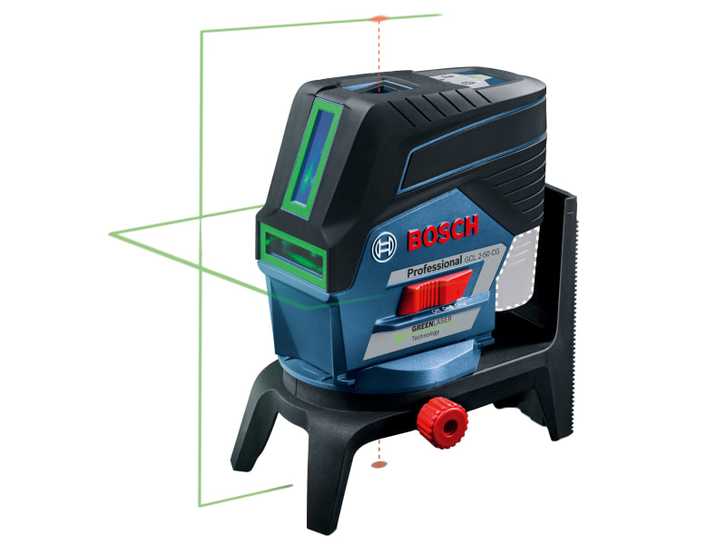 Bosch GCL 2-50 CG Professional Combi Laser