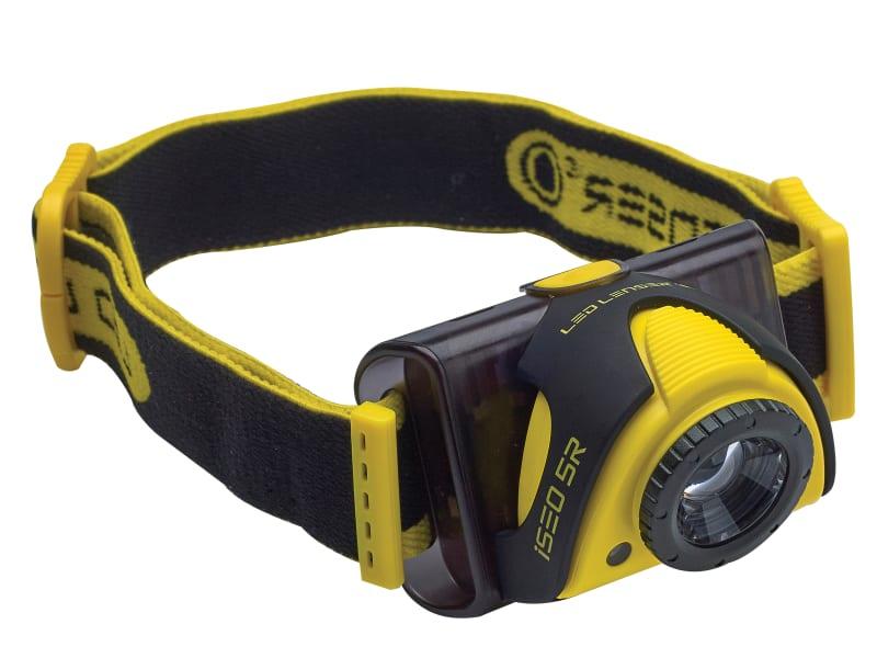 Ledlenser iSEO 5R Rechargeable Headlamp 180 lumens