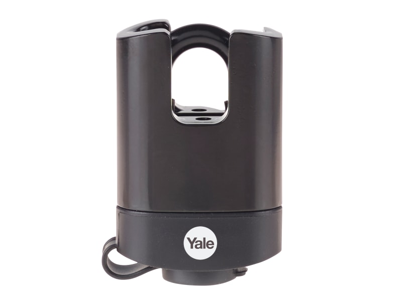 Yale Locks Weatherproof Padlock Closed Shackle 52mm