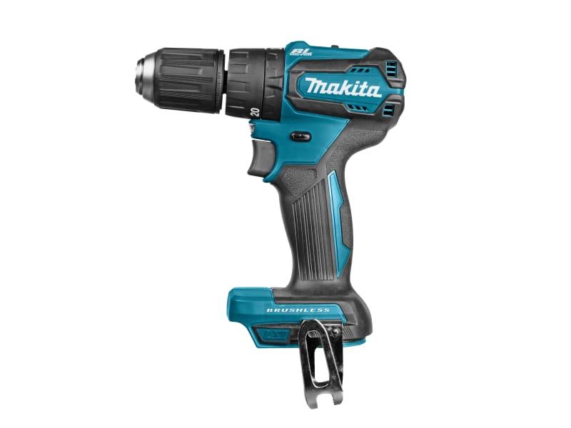 Makita DHP483ZJ Brushless Combi Drill 18V Bare Unit + MAKPAC