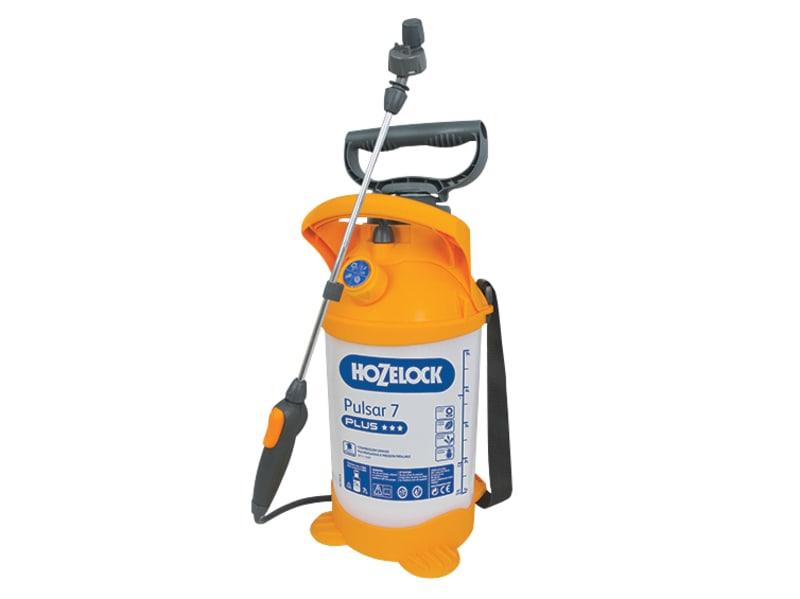 Hozelock 4311 Pulsar Plus Pressure Sprayer 7 litre