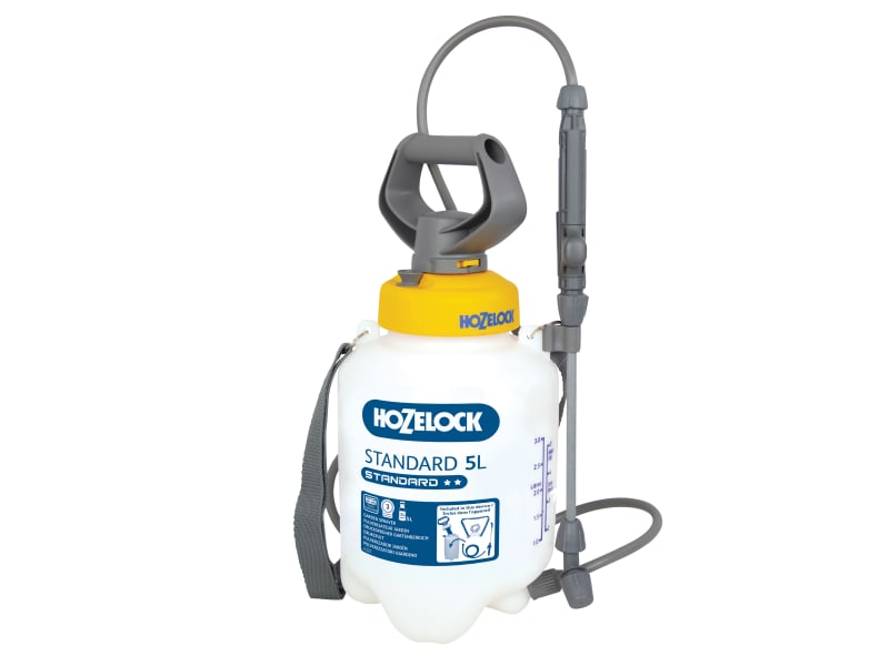 Hozelock 4230 Standard Pressure Sprayer 5 litre