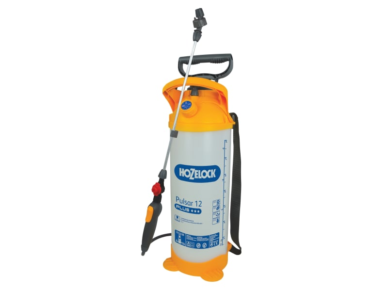 Hozelock 4312 Pulsar Plus Pressure Sprayer 12 litre