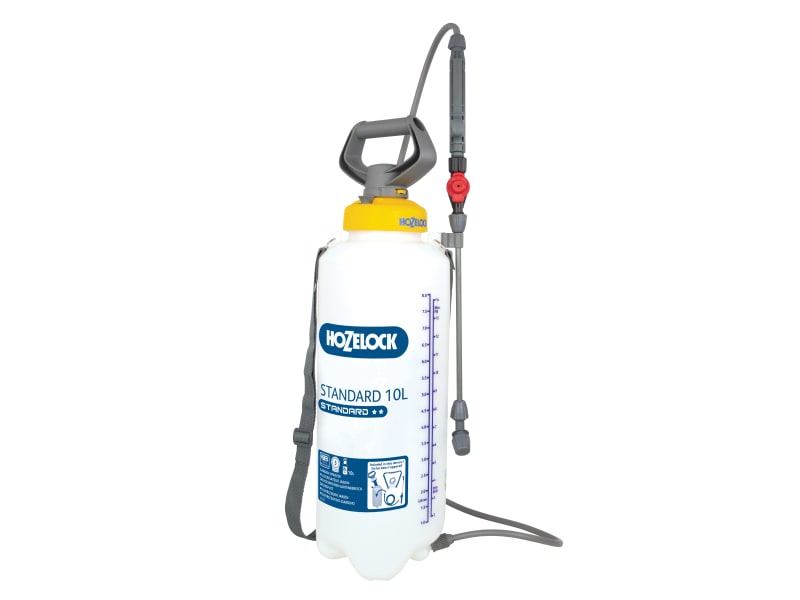 Hozelock 4232 Standard Pressure Sprayer 10 litre