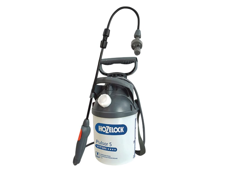 Hozelock 5310 Pulsar Viton Pressure Sprayer 5 litre