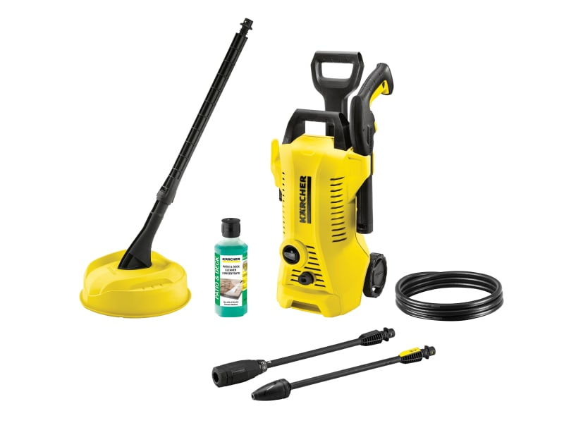 Karcher K 2 Power Control Home Pressure Washer 110 bar 240V