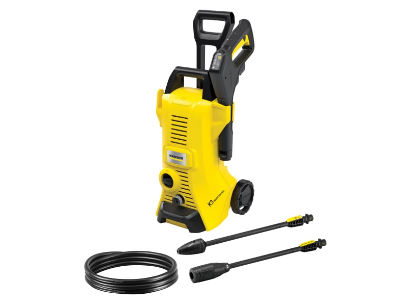 Karcher K 3 Power Control Pressure Washer 240V 120 bar