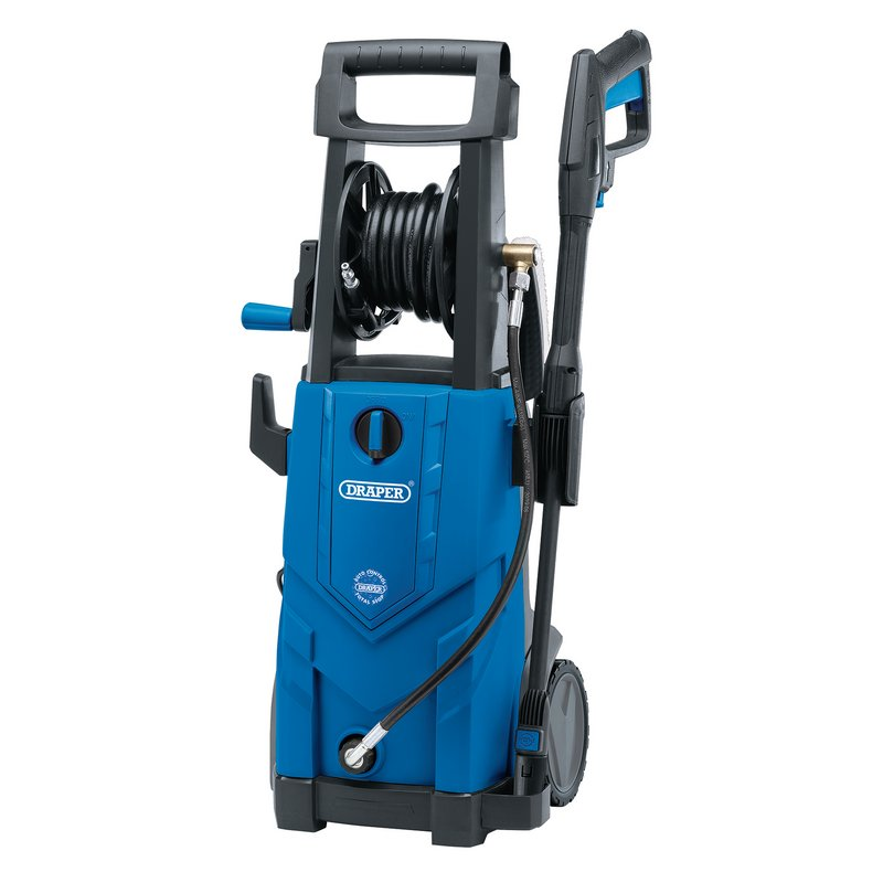 Draper 230v Pressure Washer (165bar)