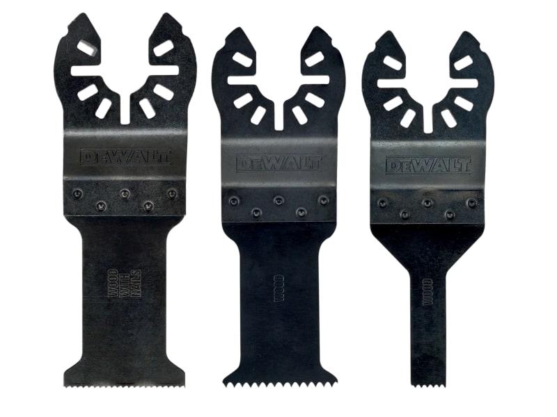 DeWALT Multi-Tool Blade Set, 3 Piece