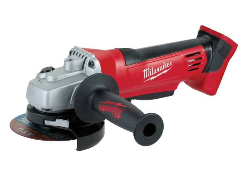 Milwaukee HD18 AG-0 115mm Angle Grinder 18 Volt Bare Unit