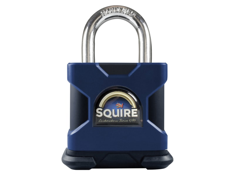 Henry Squire SS50S Stronghold Solid Steel Padlock 50mm CEN4