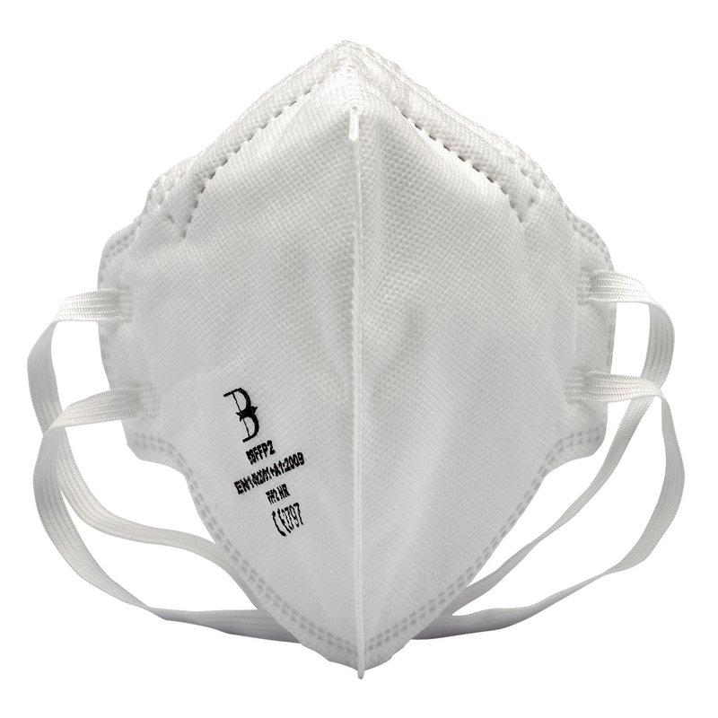 Draper FFP2 Fold Flat Mask SI MOD (Pack of 20)